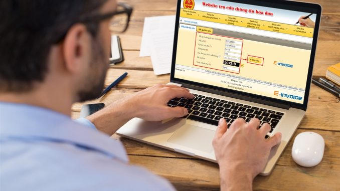 Hướng dẫn tra cứu hóa đơn điện tử