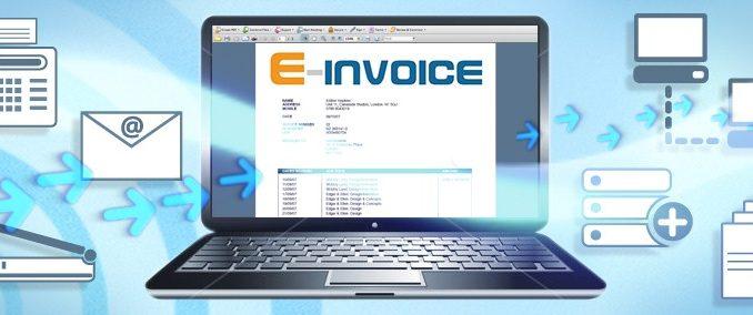 Lập hóa đơn điện tử nhiều trang được quy định thế nào