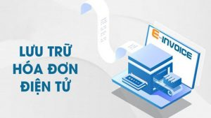 Điều kiện lưu trữ hóa đơn điện tử
