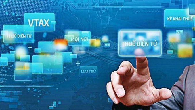 Hướng dẫn nộp thuế điện tử hải quan
