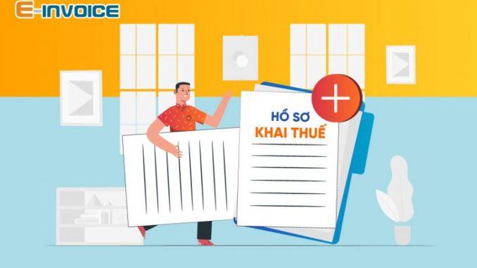 Hồ sơ khai thuế TNCN