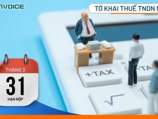 Thời hạn quyết toán thuế