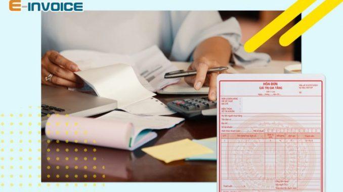 Hóa đơn GTGT với hàng hóa không chịu thuế.