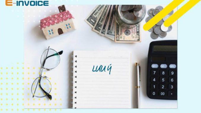 Cần lưu ý gì khi lập hóa đơn bán hàng