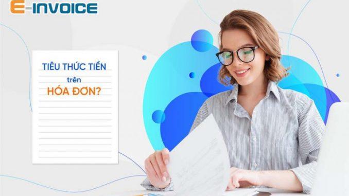 Nguyên tắc lập hóa đơn bán hàng