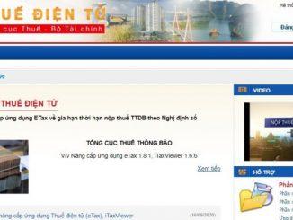 Quyết toán thuế TNDN