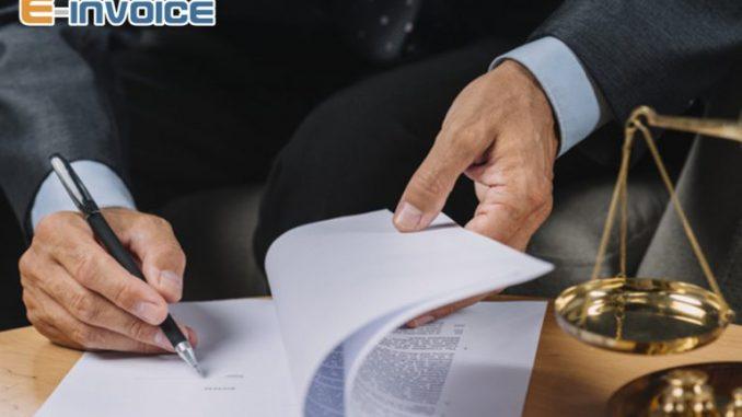 Xuất hóa đơn theo hợp đồng cần lưu ý nội dung gì?